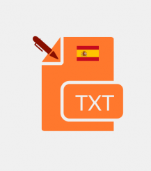 Spanish business documents by Pinto