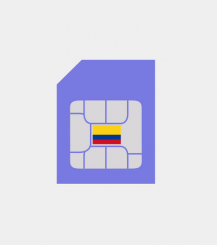 Colombia mobile number