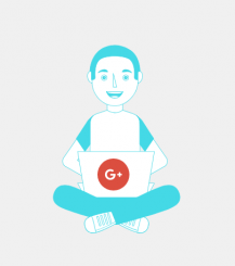 Create image for Google+